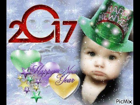 Buon Anno Fa che sia sempre un giorno di festa  Il Capodanno è l'inizio ...