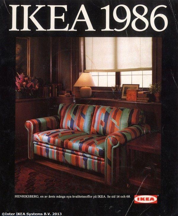 The Ikea Catalog Evolution,