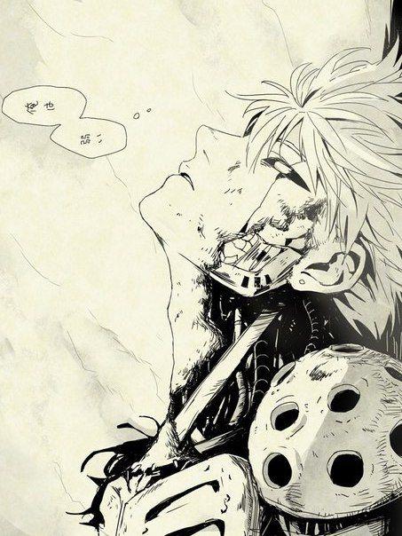 Genos ~ One-Punch Man (Parodia, Comedia, Acción, Sci-Fi, Super Poderes, Sobrenatural, Seinen)