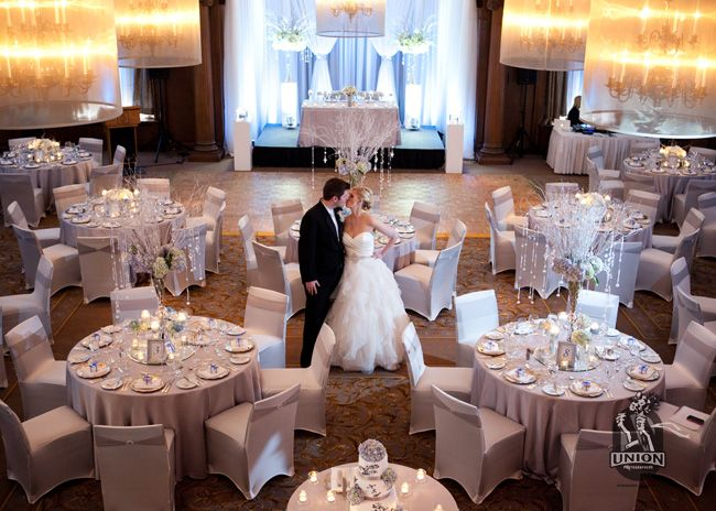 163 best the grand ballroom images on pinterest ballrooms wedding kaila shauns lovely winter wedding at the vancouver club junglespirit