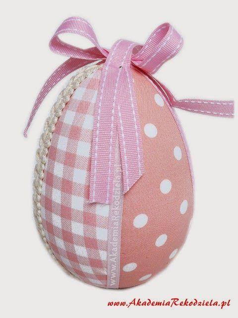 Милые сердцу штучки: Кинусайга: Пасхальные яйца. МК от Akademia Rękodzi...