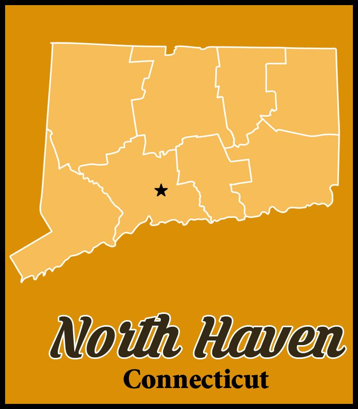 North Haven is a town in New Haven County, Connecticut on the outskirts of New Haven, Connecticut. As of the 2010 census, it had a population of 24,093. #SEO #WebDesign #Marketing