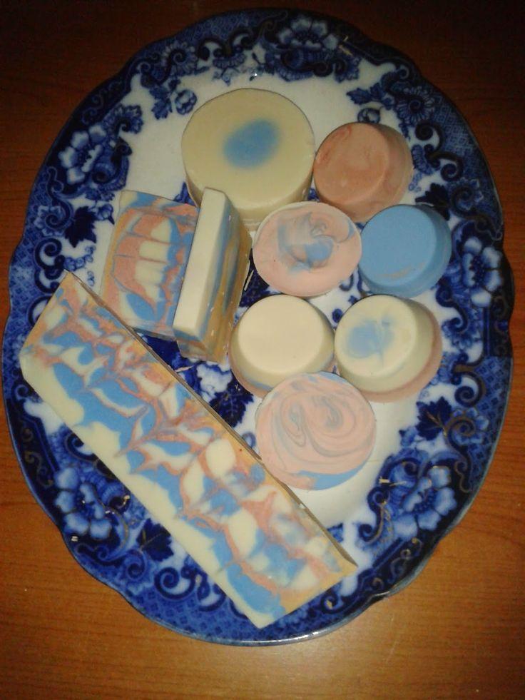 Le perle di Caterina: Sapone all'olio di oliva Sardo