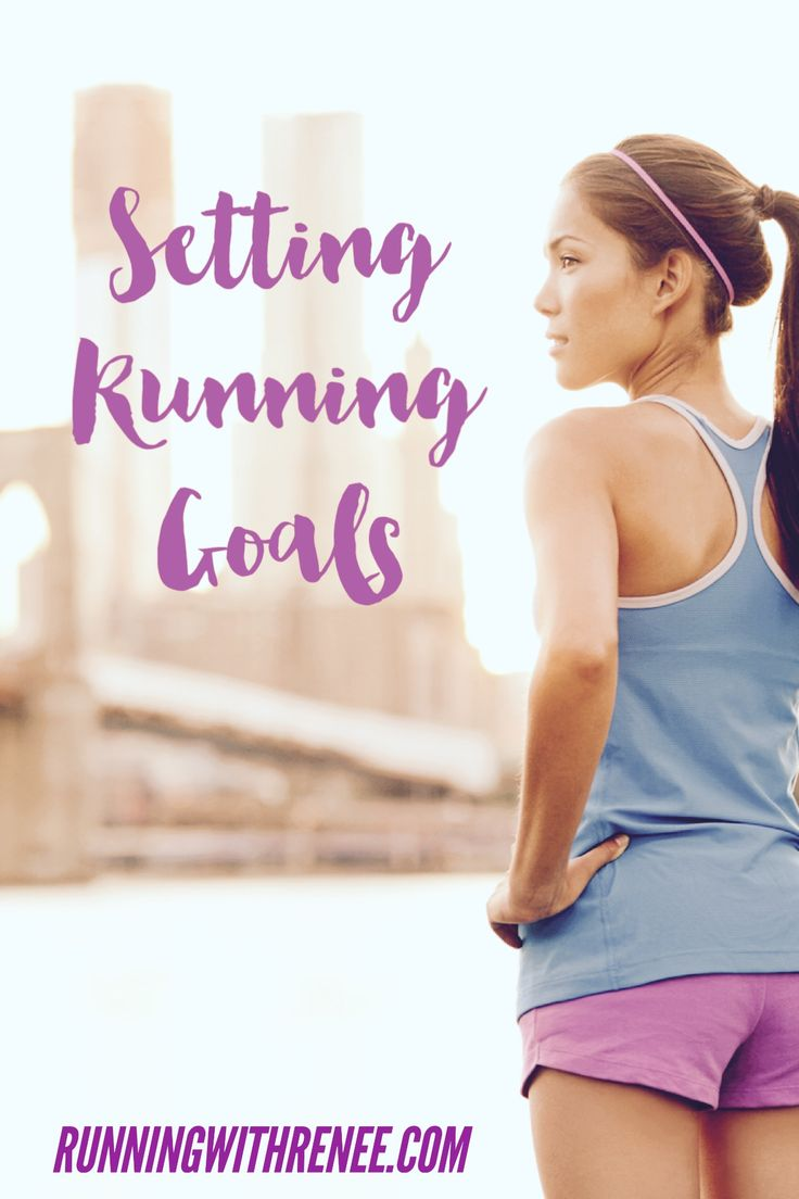 Started running training for your best 5K time or even running your first half marathon, setting good goals should be your first step. Here's How >