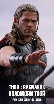 Thor: Ragnarok - Roadworn Thor 1/6th scale Collectible Figure