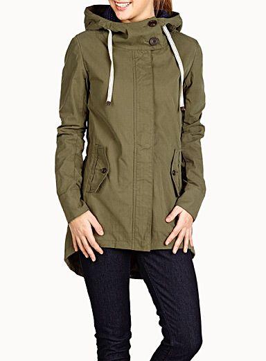Shop Women's Anorak Jackets & Parkas Online | Simons