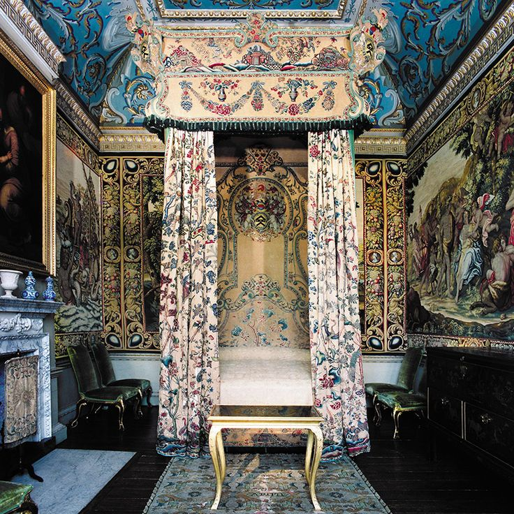State Rooms – Houghton Hall