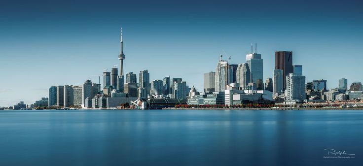 Toronto Polson Pier, Canada - Photography by Ralph Sobanski