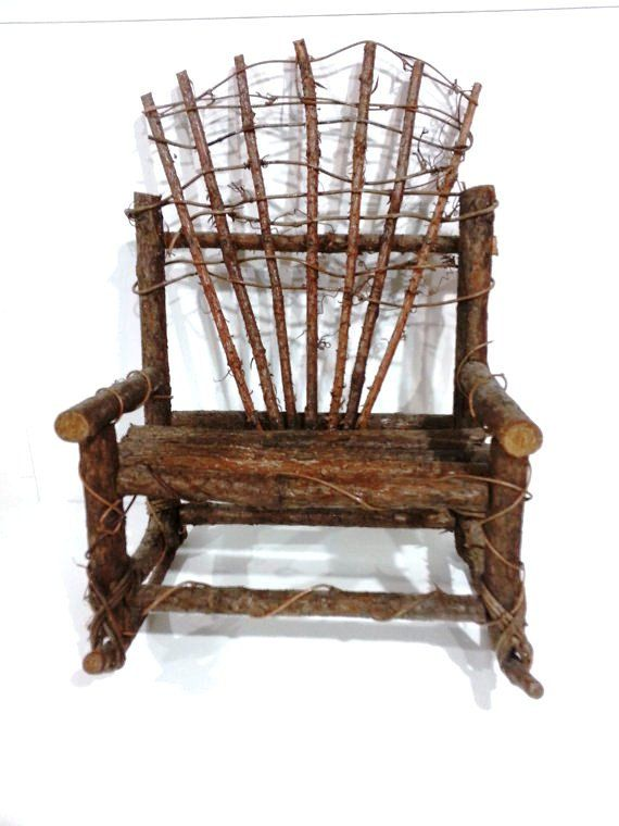 Wooden rocking chair kits woodworking projects plans
