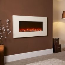 Celsi Electriflame Ivory 1100 Electric Fire