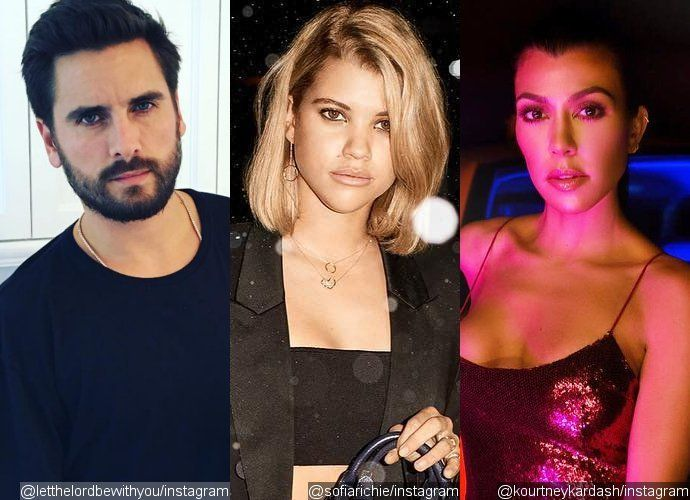 Scott Disick Dumps 'Childish' Sofia Richie as He Still Has Feelings for Kourtney Kardashian
