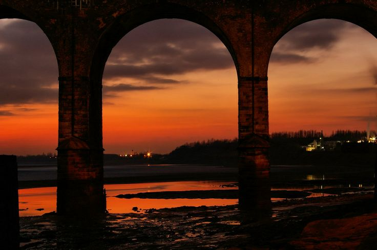 Underneath the arches - Widnes, England, UK