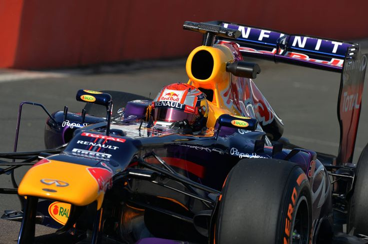 Antonio Felix da Costa in the cockpit of the Red Bull