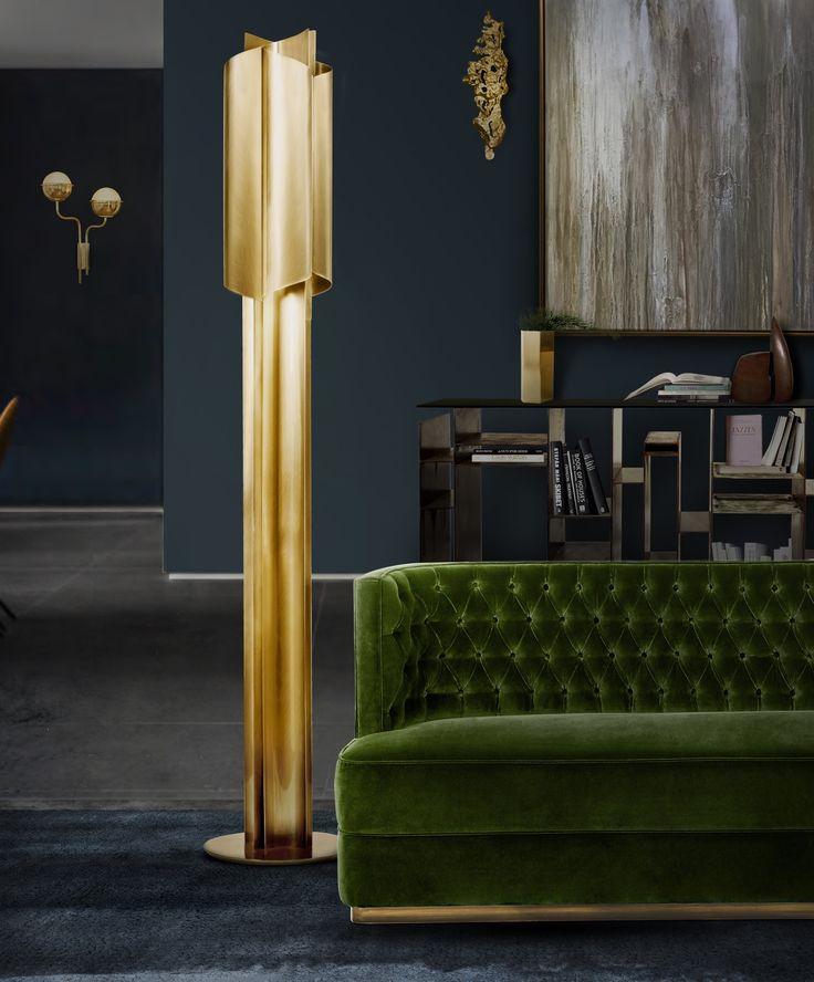 Update you Interior Design Project using the best lighting solutions! | CYRUS FLOOR LIGHT | Modern Lighting | lighting solutions | Interior Design | #interiordesign #designtrends #luxuryfurniture #decoration #homedecor #interiordesigninspiration #interiordesigntips #decoratingideas #livingroomideas #diningroomideas #tendancedeco  #designdeinteriores | more @ http://www.brabbu.com/?utm_source=Pinterest&utm_medium=ambience&utm_campaign=1imagem1000inspiracoes&utm_content=BBsv