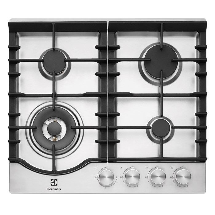 Electrolux 60cm gas cooktop (model EHG645SA) for sale at L & M Gold Star (2584 Gold Coast Highway, Mermaid Beach, QLD). Don't see the Electrolux product that you want on this board? No worries, we can order it in for you!