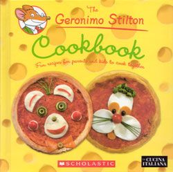 Geronimo Stilton Cookbook by Scholastic