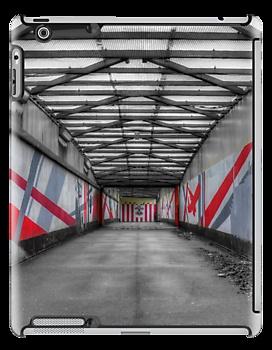 Southampton football club - ipad by pluggarts