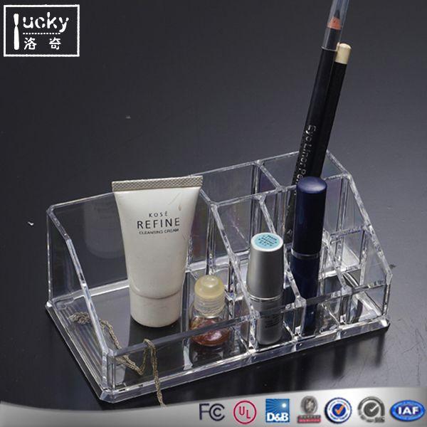 Maquillaje organizador de acrílico claro organizador del cajón de almacenamiento maquillaje organizador-Cajas y Contenedores de almacenamiento-Identificación del producto:60700717687-spanish.alibaba.com