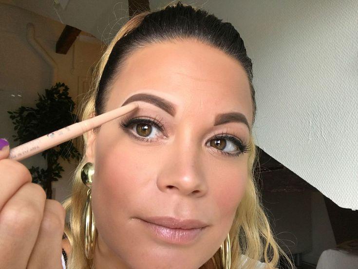 En este artículo voy a mostrar cómo hacer cejas naturales y atractivas que beneficiarán a su cara todos los días en el futuro. #cejas #ojos #tutorial #maquillaje #maquillajeojos #loreal