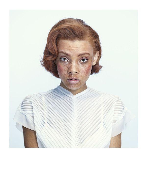 Portraiture by Toronto-based photographer Genevieve Caron