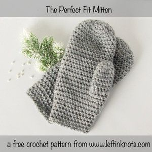 The Perfect Fit Mitten