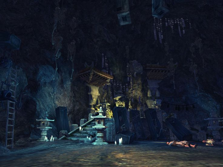 Blade and Soul - Scenery 012 by Lawlaii on DeviantArt