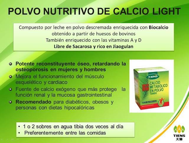 Calcio Dietetico Tiens  http://productossaludablestiens.blogspot.com.co/2015/03/calcio-biomelecular-en-polvo.html