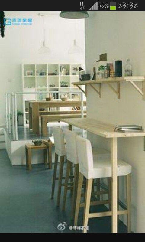Mejores 8 imágenes de Mesas altas en tu hogar en Pinterest | Mesas ...