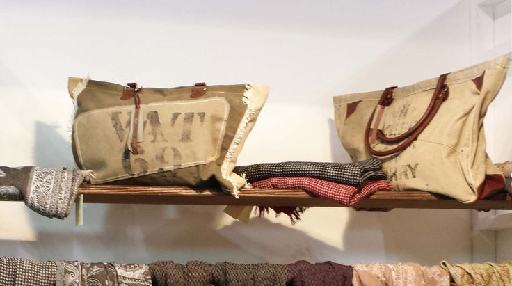bags and scarves