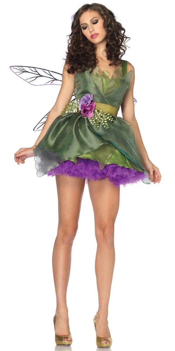 Woodland Fairy Costume (83868) £54.95 #fancydress #Christmas