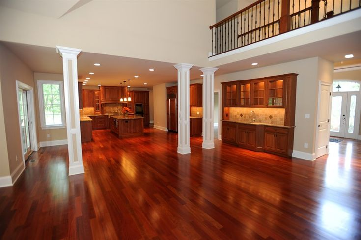 paint colors for brazilian cherry floors - Google Search