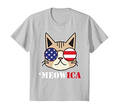 Kids GummoCloth : Meowica T-Shirt, Memorial Day T-Shirts,... https://www.amazon.com/dp/B072FQS359/ref=cm_sw_r_pi_dp_U_x_Jf8JAbBAP7ARE