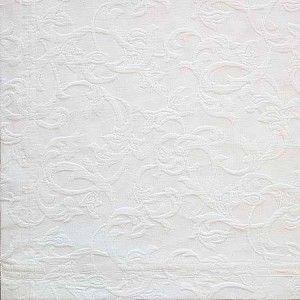 Weiße Tagesdecke Für Ihr Bett Aus Baumwolle Mit Wunderschöner Musterung Von  Evelyn Kahle.