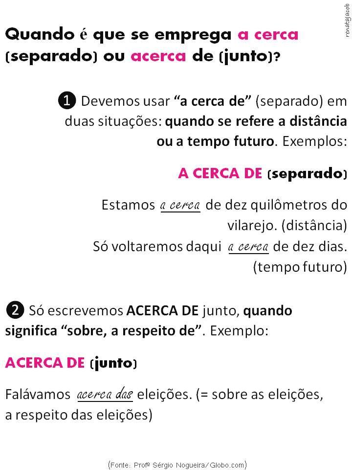 Mai/2014, por Renata J.   Fonte (dica): Profº Sérgio Nogueira/Globo.com