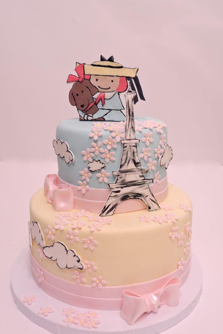 Madeline Cake - Madeline Cake.