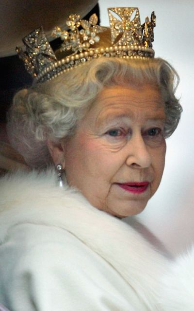 .Queen Elizabeth II.                                                                                                                                                      Mais