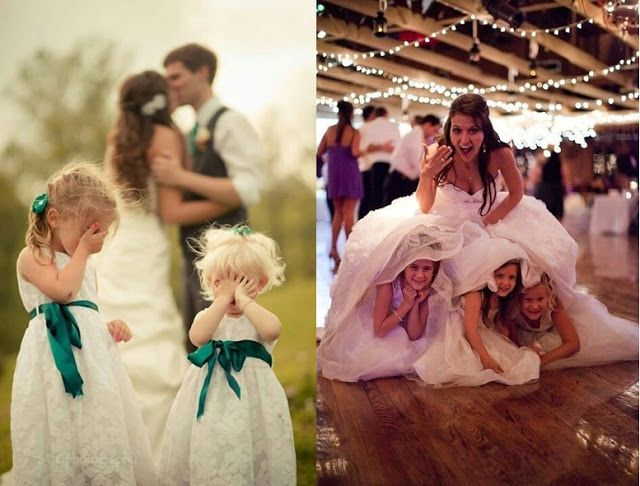 Tons de felicidade: Fotos criativas para seu álbum de casamento