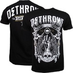 Dethrone Royalty proud sponsors of Cain Velasquez