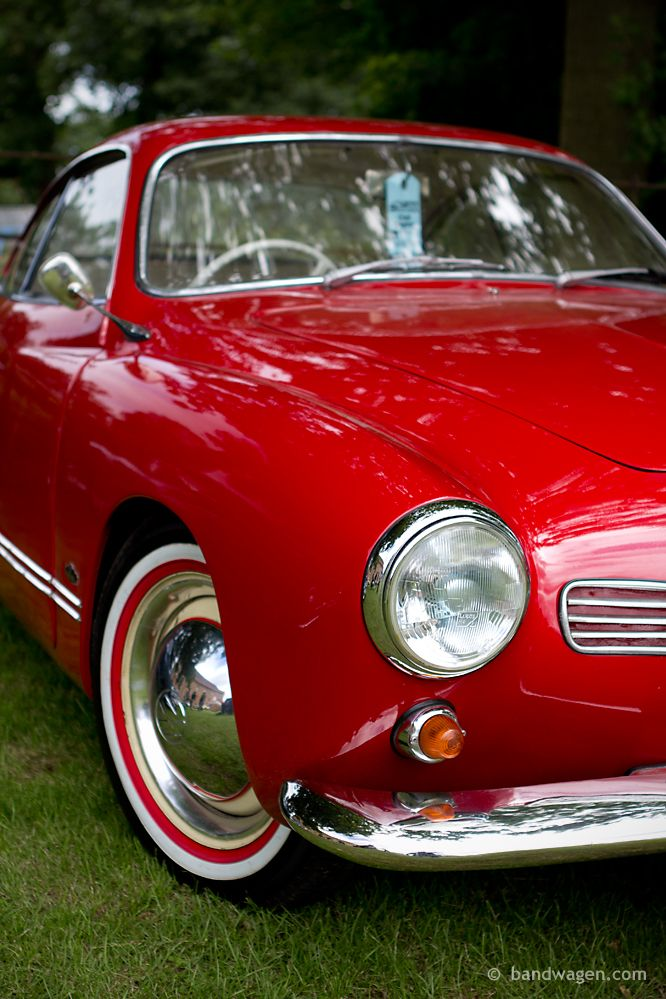 #Volkswagen #KarmannGhia #ClassicCar QuirkyRides.com
