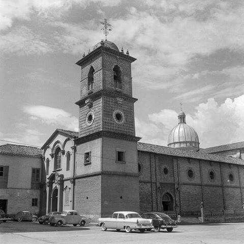 Iglesia de San Francisco - 1955