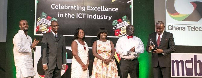 Airtel Ghana picks 3 awards at the 4th Ghana Telecoms Awards