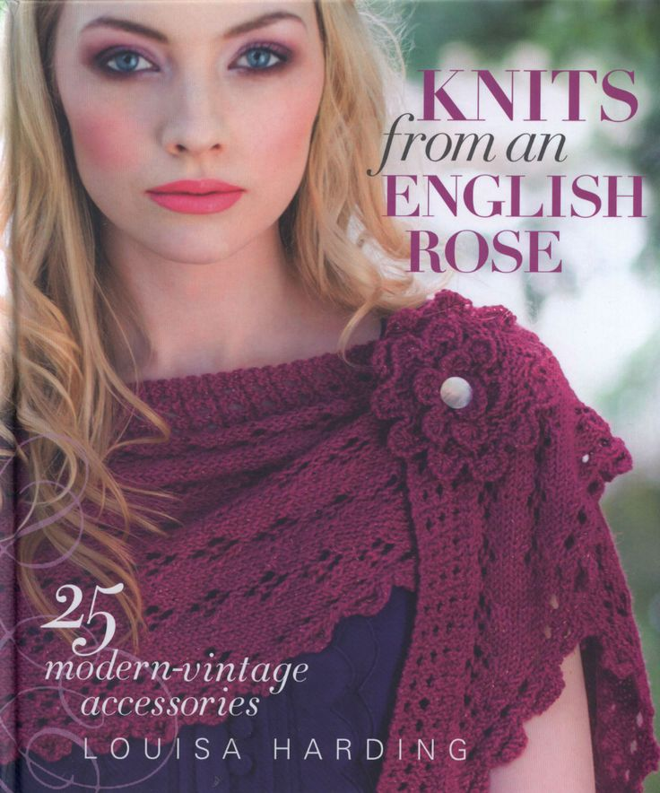 【转载】Knits From An English Rose - liuxiaoben1的日志 - 网易博客