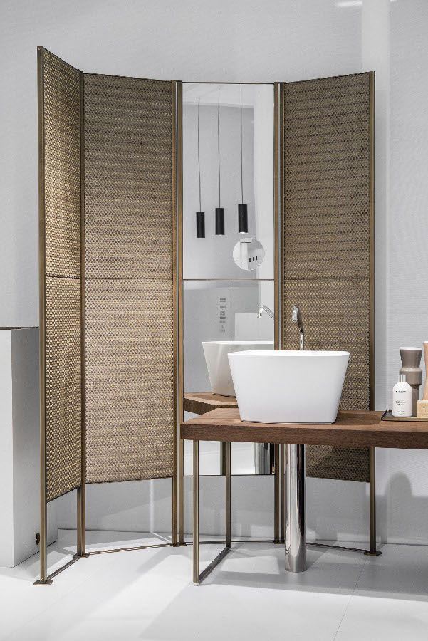 109 best dividers and partitions design images on pinterest for Bathroom cabinets makro