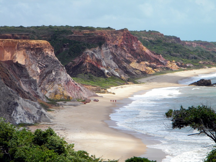 Praia de Tambaba, PB, Brasil.   VINICIUS DIAS   Flickr