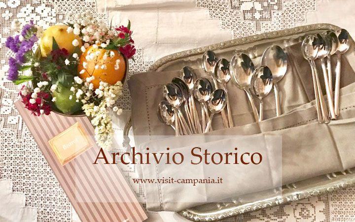 Archivio Storico al Vomero diviene Ristorante di Cucina Borbonica