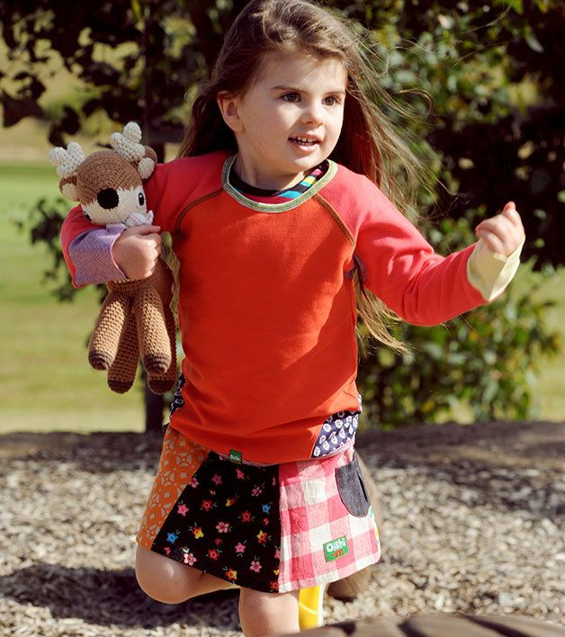 Machiko - a boutique for kids - Oishi-m   Fun Skirt, $64.95 (http://www.machikobaby.com.au/products/oishi-m-fun-skirt.html)