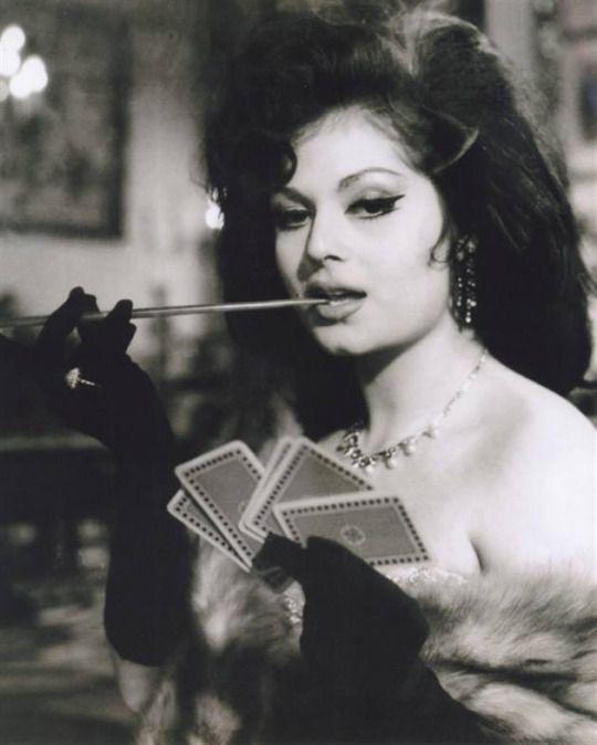 Türkan Şoray ~ Bomba Gibi Kız (Gilda), 1964