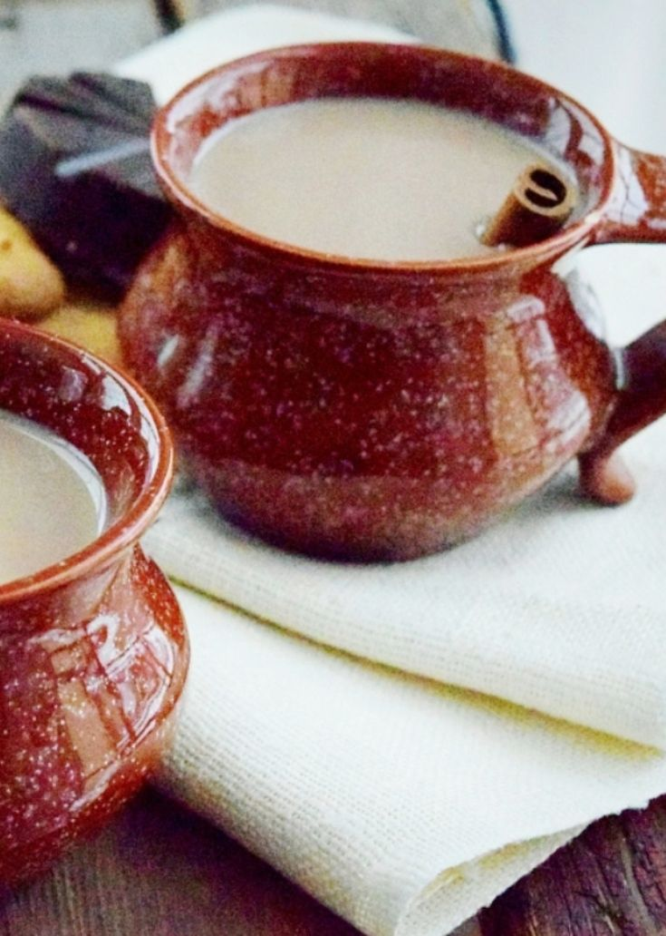 Champurrado, Mexican Hot Chocolate