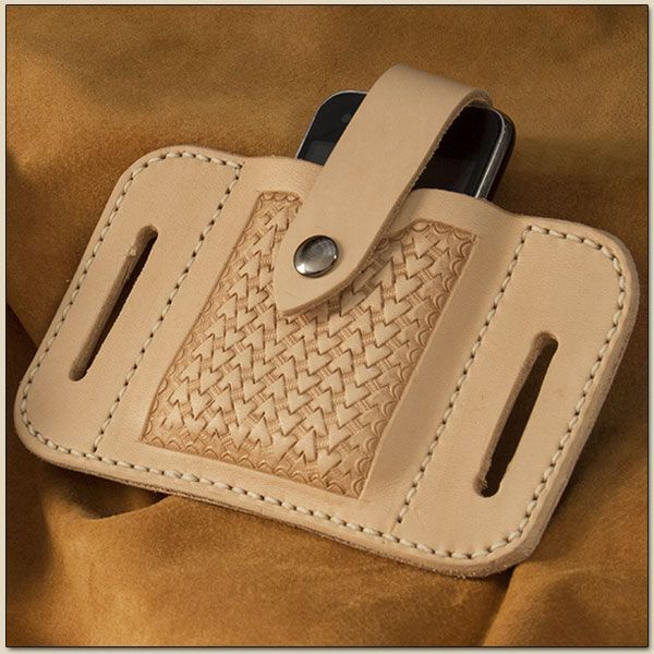 Pancake Cell Phone Holster Pattern