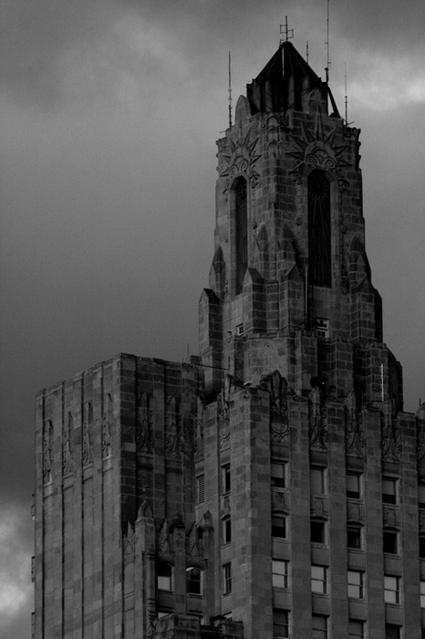 The old KC P&C Building. I was sure it was where they filmed Ghostbusters when I was a kid. No one could say otherwise.